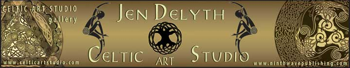 Celtic Art by Welsh Artist Jen Delyth Official Store